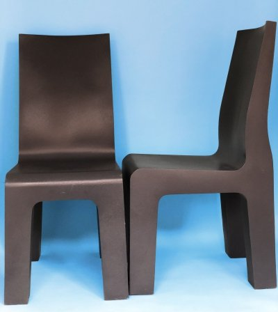 Set of 2 'Central Museum' chairs by Richard Hutten for Gispen