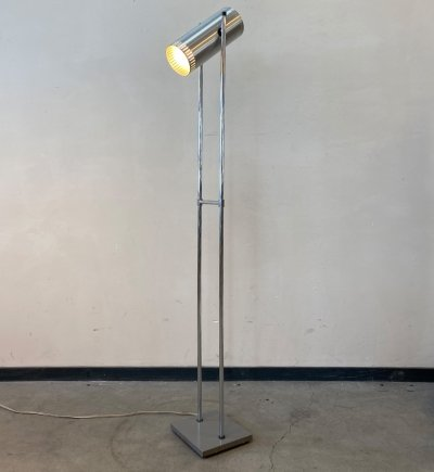Floor lamp Trombone 2 by Jo Hammerborg for Fog & Morup, Denmark 1960s