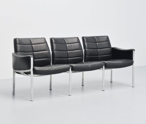 Miller Borgsen sofa by Röder Söhne, Germany 1966
