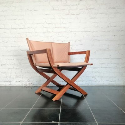 Cox arm chair by Ingmar Relling for Rybo Rykken & Co, 1970s