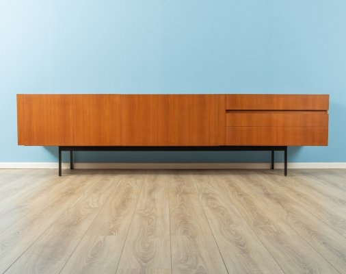 B41 sideboard by Dieter Wäckerlin for Behr Möbel, Germany 1950s