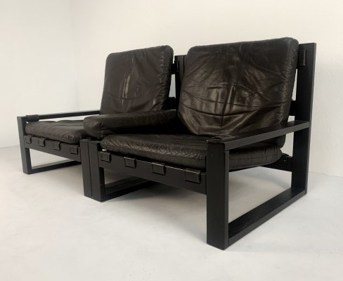 Two-seater Sofa by Sonja Wasseur, 1980s