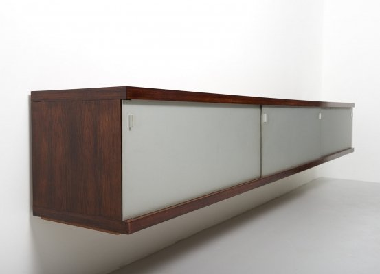 Large Floating Sideboard by Horst Brüning for Behr, Germany 1967