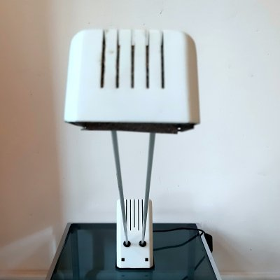 Lince desk lamp by Fase, 1980s