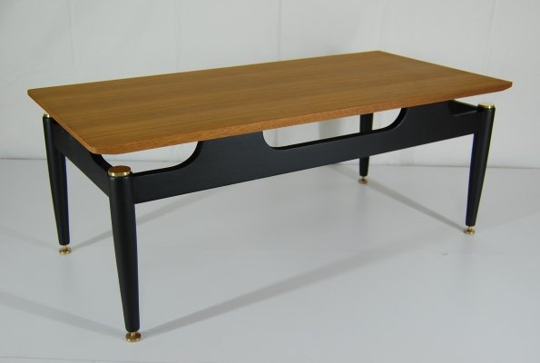 GPlan late 1950s Tola coffee table