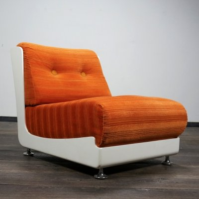 70s Space Age lounge chair