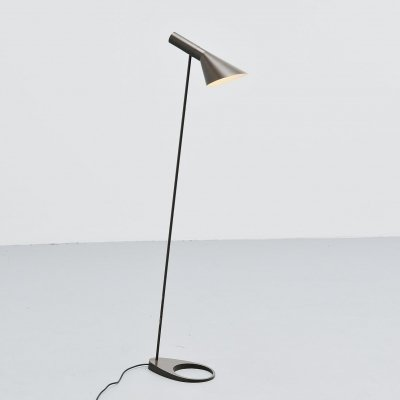 Arne Jacobsen Visor floor lamp by Louis Poulsen, 1958
