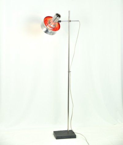 Vintage design Swedish floor lamp by Carl Thore for Granhaga, 1960's