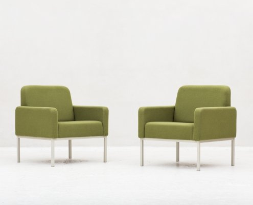 Pair of easy chairs, Germany 1970s