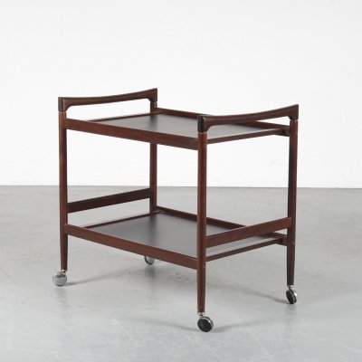 Dyrlund serving trolley, 1960s