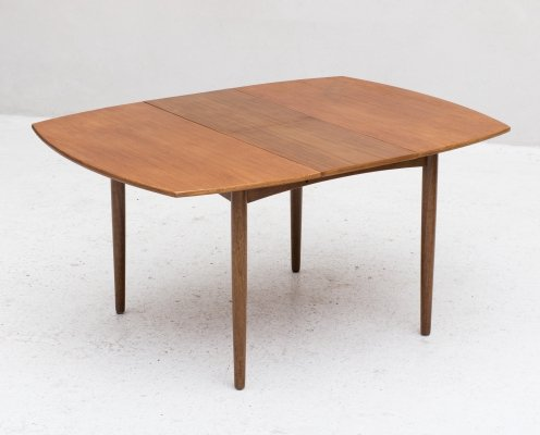 Dining table by Arne Hovmand Olsen for Mogens Kold, Denmark 1960
