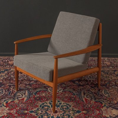 2 x arm chair by Grete Jalk for France & Daverkosen, 1960s