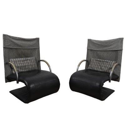 Zen chairs by Claude Brisson for Ligne Roset
