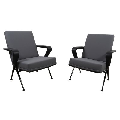 Repose chair set by Friso Kramer for Ahrend de cirkel