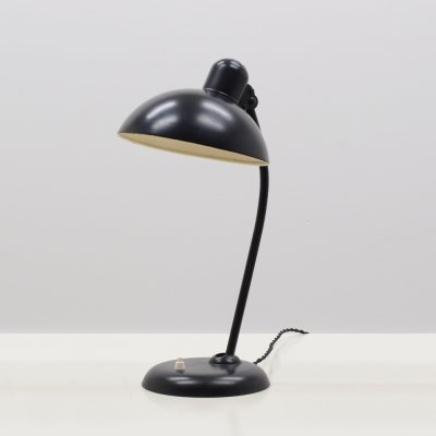 6556 desk light by Christian Dell for Kaiser Idell, 30's