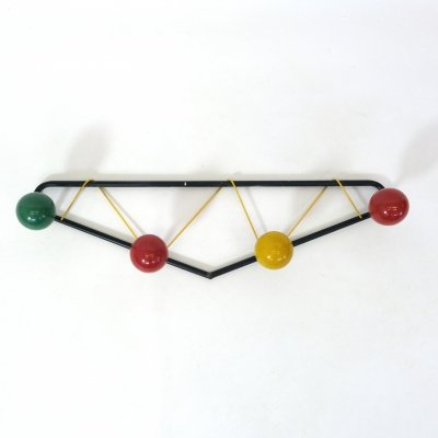 Vintage coat rack produced in the 1960's-1970's