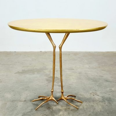 1st edition Traccia table by Meret Oppenheim for Simon, 1970s