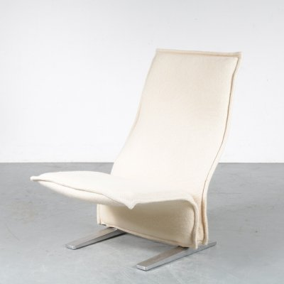 1970s 'Concorde' chair by Pierre Paulin for Artifort, Netherlands