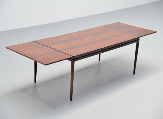 Johannes Andersen for Christian Linneberg table, Denmark 1964