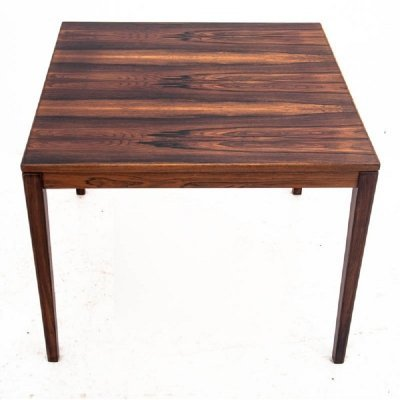 Coffee table in rosewood, Denmark 1960s