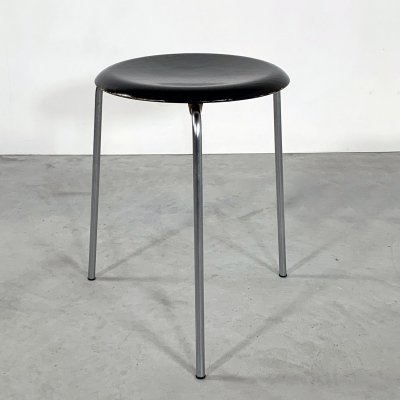 'Dot' Stool by Arne Jacobsen for Fritz Hansen, 1960s