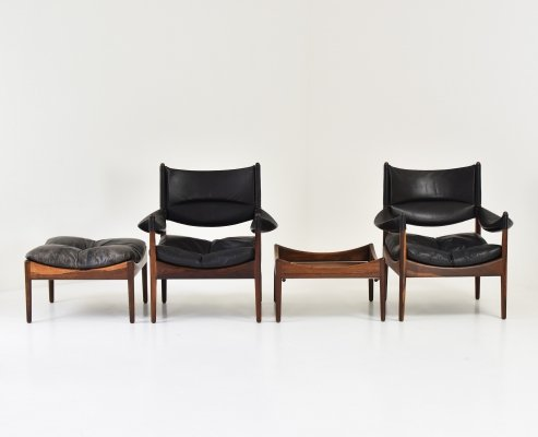 'Modus' seating group by Kristian Vedel for Søren Willadsen Møbelfabrik, DK 1963
