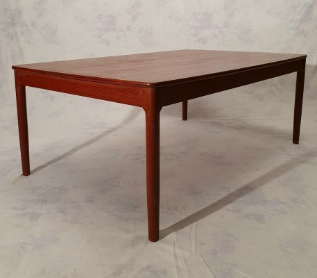 Teak Coffee Table by Yngvar Sandström for Säffle Möbelfabrik, 1960s