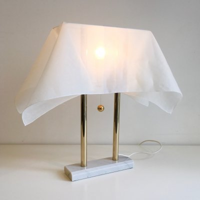 2 x Nefer 1 desk lamp by Kazuide Takahama for Sirrah, 1980s