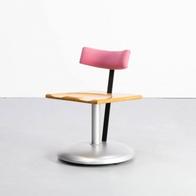 Pepe Cortes & Javier Mariscal 'Trampolin' desk chair by Akaba editions, 1980s