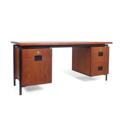 Japanese Series Desk by Cees Braakman for Pastoe, 1950s
