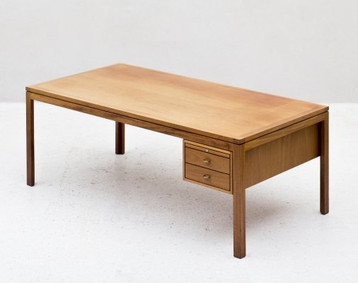 XL Writing desk by Christian Hvidt for Søborg Møbelfabrik, Denmark 1970