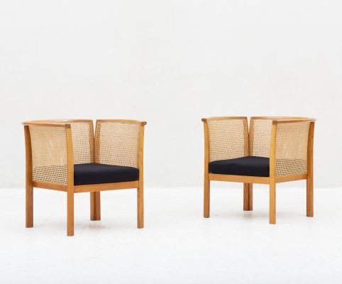 Set of two easy chairs, Denmark 1960's