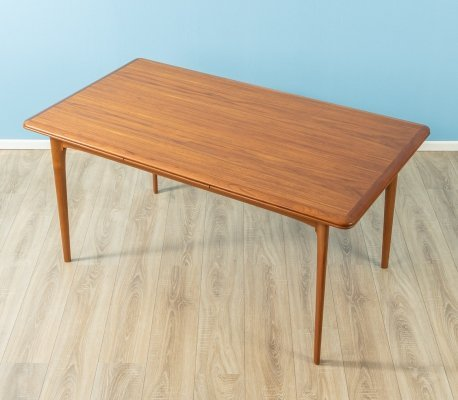 1960s dining table by Svend Åge Madsen for K. Knudsen