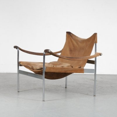 D99 lounge chair by Hans Könecke for Tecta, 1970s
