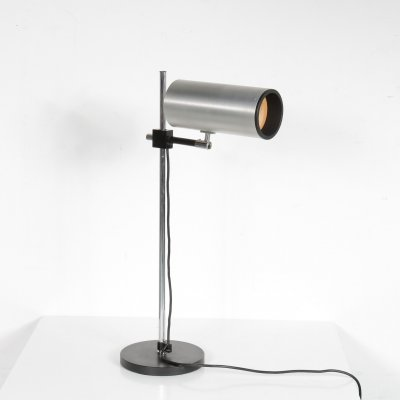 1950s Desk lamp by Maria Pergay for Uginox, France