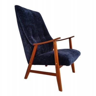 Danish vintage design armchair, 1970s