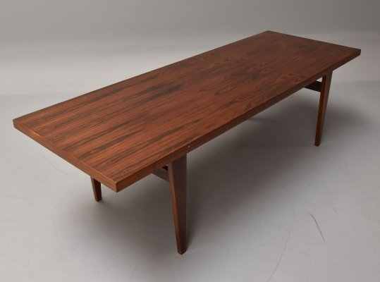 Danish design rosewood sidetable, 1970s