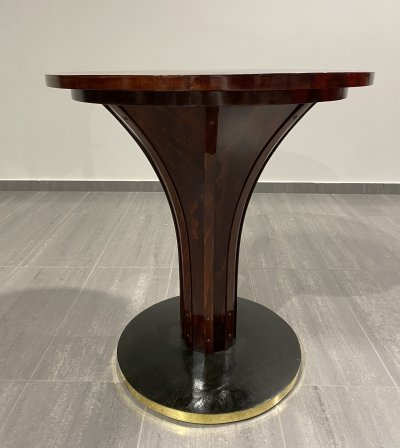 Rare Otto Prutscher table no.8350 for Thonet