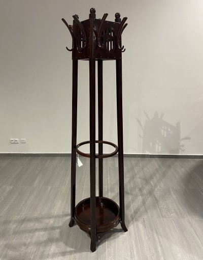 Coat stand no.1098 by Josef Hoffmann for J.J.Kohn