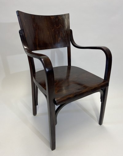 Thonet Mundus office chair, 1930s