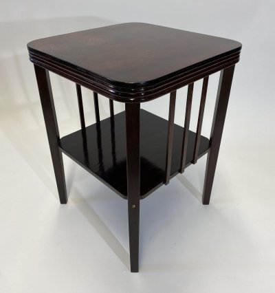 Secession table no.412 by Otto Wagner for Thonet