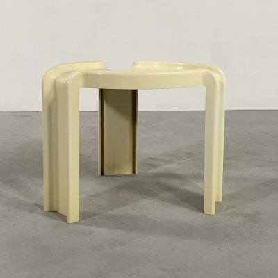 Side Table by Giotto Stoppino for Kartell, 1970s