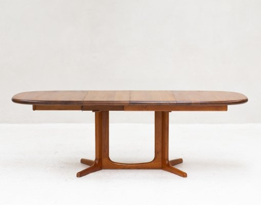 Extendable dining table by Glostrup, Denmark 1960