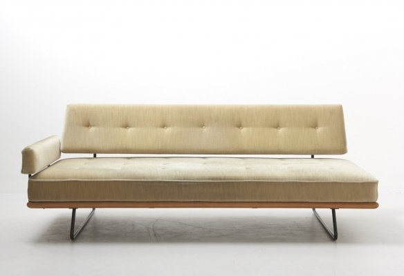Modernist daybed by Rolf Grunow for Walter Knoll, Germany 1956