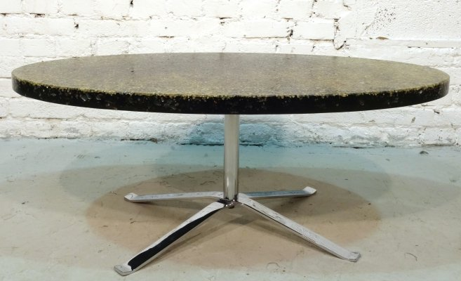 Coffee Table by Pierre Giraudon, 1970s