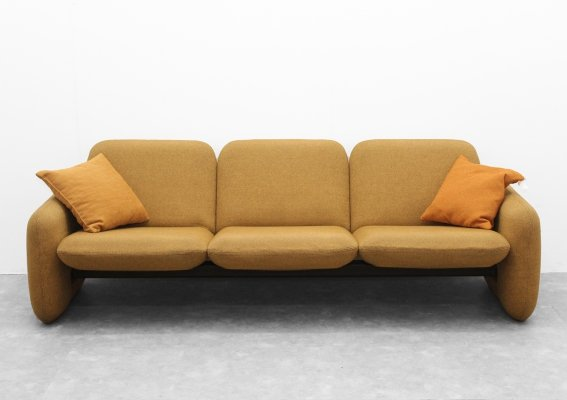 Herman Miller 'Chiclet' Sofa designed by Ray Wilkes