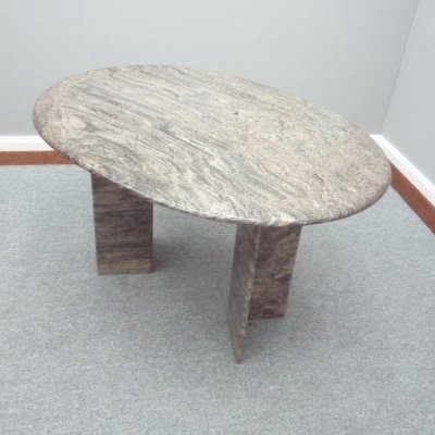 Granit Dining Table, Italy 1970s