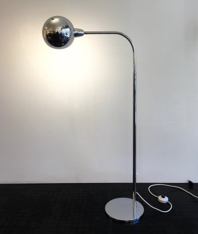 Vinticinque floor lamp by Sergio Asti for Candle, 1960s
