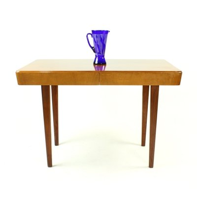 Large Extendable Dining Table by Mier, Czechoslovakia 1960s