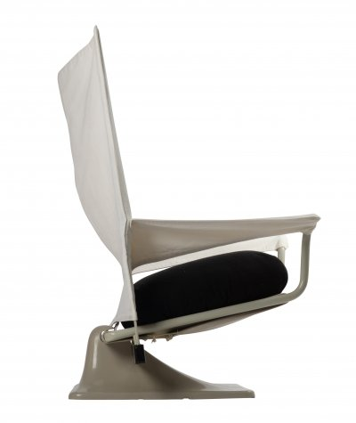 Cassina 'AEO' lounge chair by Paolo Deganello